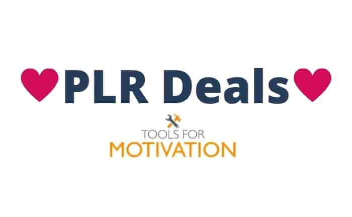 tools for motivation plr deals 2019-08