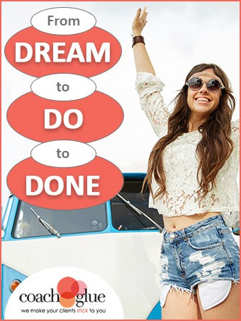 Caoch Glue From Dream to Do to Done PLR Course